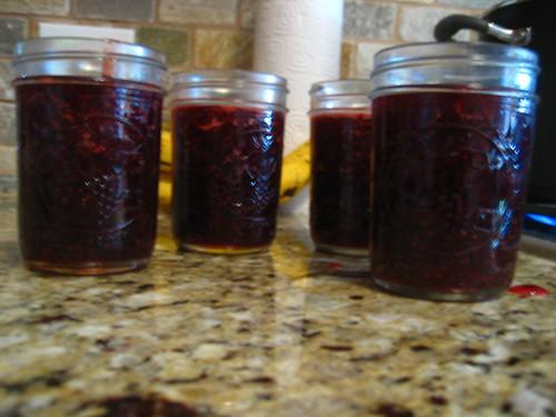 strawberry jam in 2009