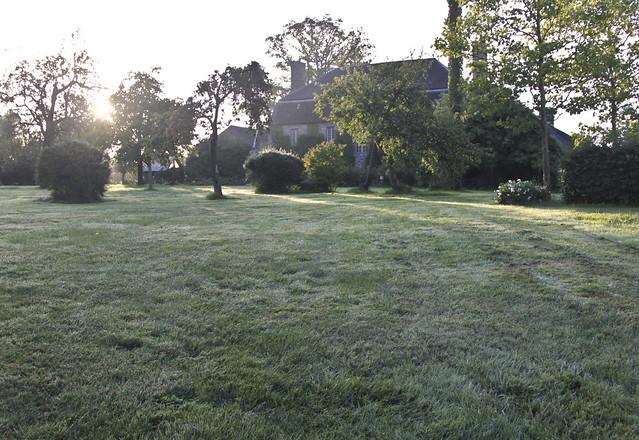 Le Château - gardens - 453