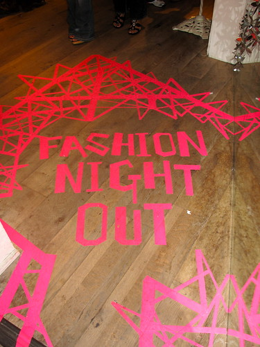 Livingaftermidnite - Fashions Night Out 2011