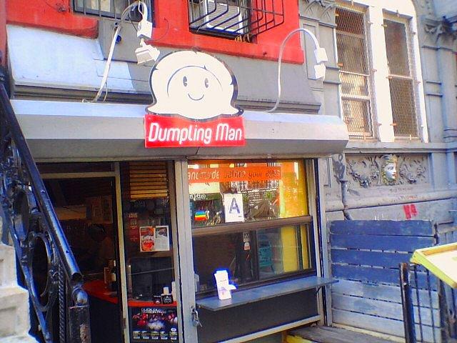 Dumpling Man