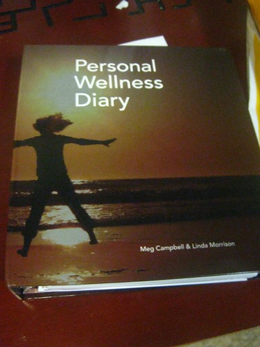 Personal Wellness Diary