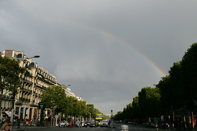 parisian rainbow