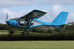 2010-09-12-034FD G-CCCE (BringBackEGDG) Tags: farm a22 foxbat aeroprakt watchford