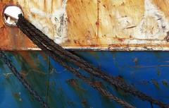 15 fishing port - Agadir (YourCCDA) Tags: blue sea mer white port boat fishing fisherman marin agadir bleu bateau pcheur blanc pche maroco fishingport portdepche christophecloud