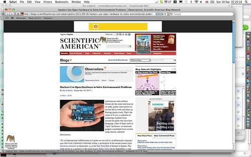 Protei on the Scientific American :)