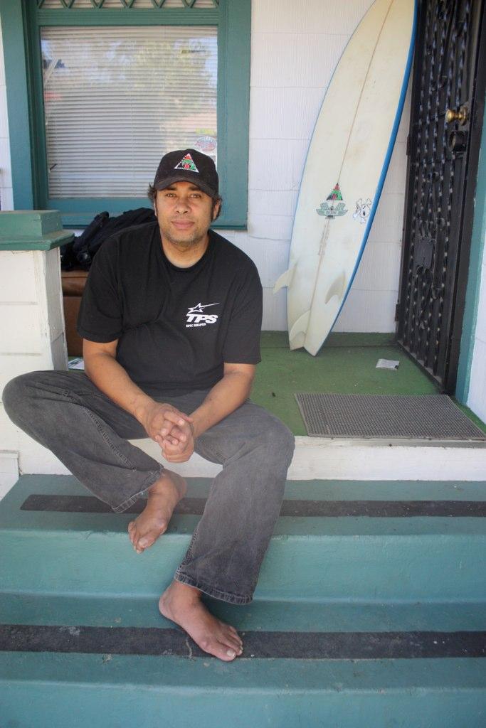 surfboard repair business