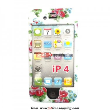 iPhone 4G Cath Kidston Plastic Hard Case Cover Skin Flower For Apple iPhone 4 4G 4th Gen