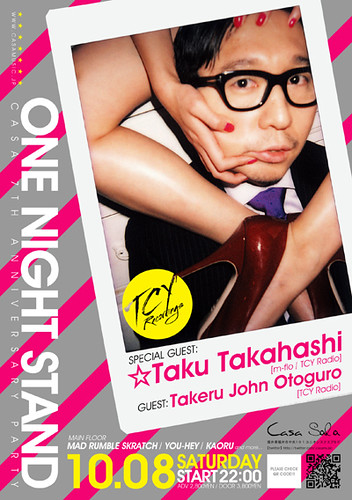 C7A 10/8 ONE NIGHT STAND