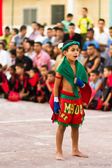 Thai Boxing in Morocco II - Kid Boxer