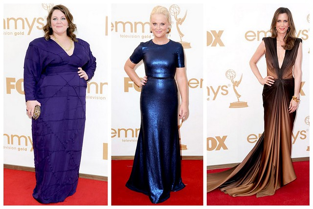 Ladies of comedy at emmy awards