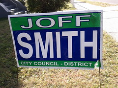 Joff Smith, no stars