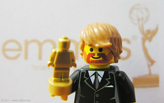 And the emmy goes to.... (arlain) Tags: lego emmy tyrion gameofthrones peterdinklage