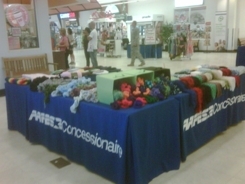 first booth 3