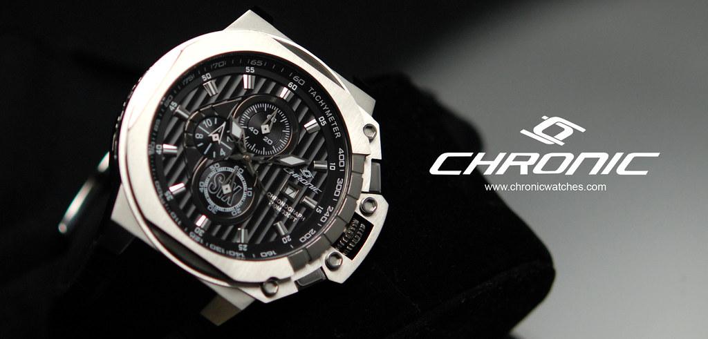 The Urban 2 Chronic Watch