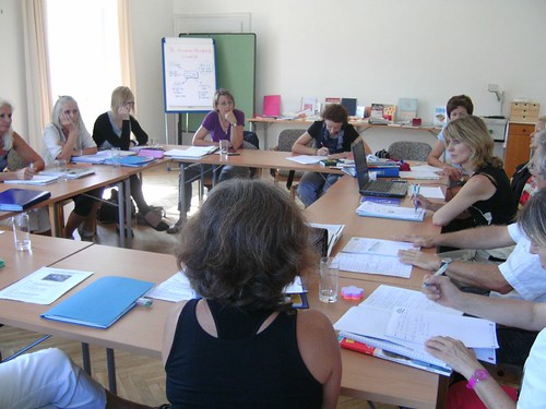 "Planungssitzung ""Kooperatives Offenes Lernen"""
