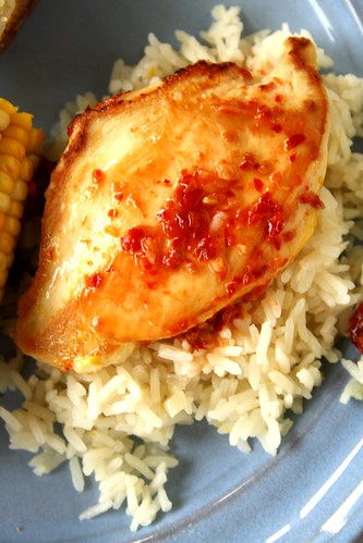 $5 Takeout Cookbook Cozumel Chicken