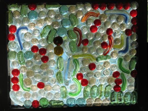 Peelu's Glass Mosaic