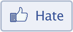 Facebook Hate Button