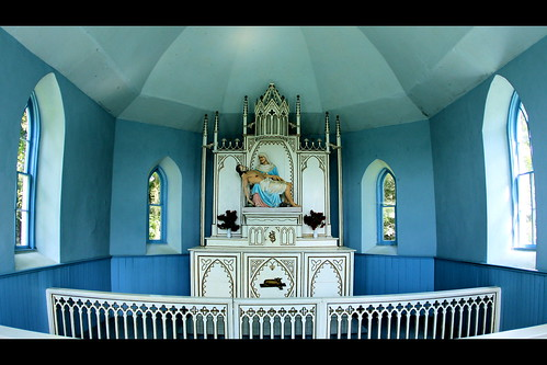 Pieta Chapel