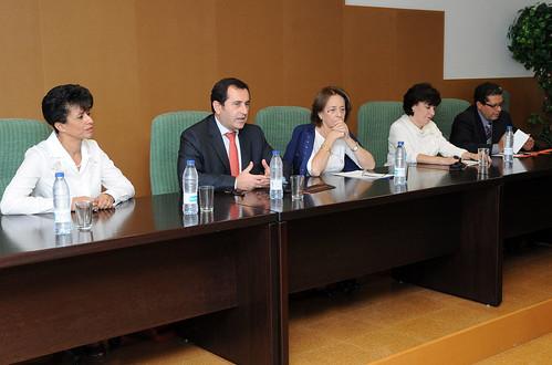 Inauguración doctorado conjunto Educación y Museos