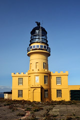Inchkeith Lighthouse, Firth of Forth (iancowe) Tags: lighthouse robert island scotland fife thomas scottish smith stevenson forth firth kirkcaldy kinghorn burntisland inchkeith northernlighthouseboard nlb lighthousetrek wbnawgbsct