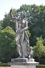 Schloss Nymphenburg - Garden statue