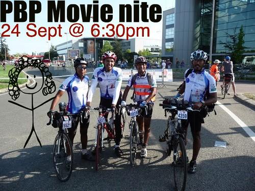 BOTS movie nite - PBP special