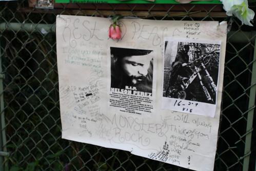 Nelson Perez memorial