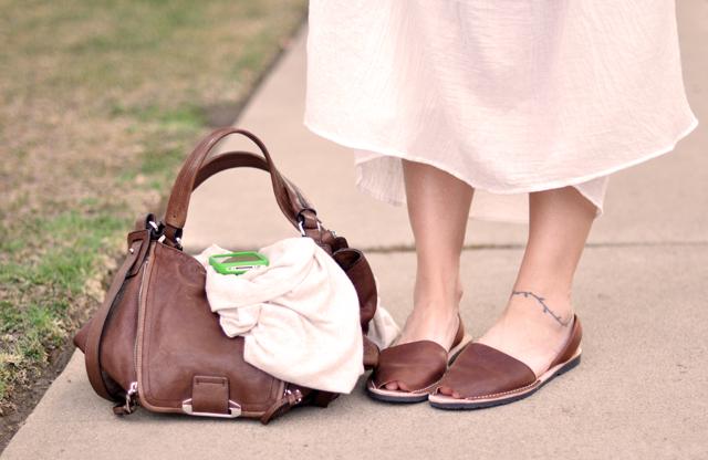 Kooba bag-abarcas sandals