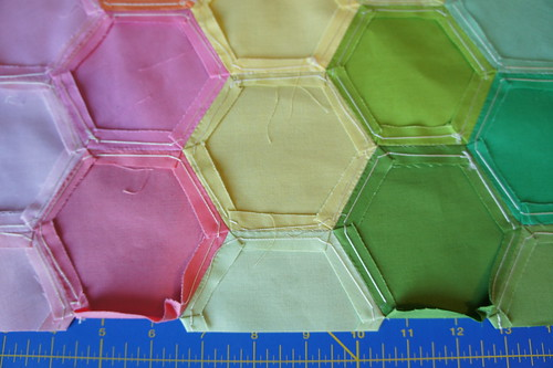 Rainbow Hexagon Tutorial