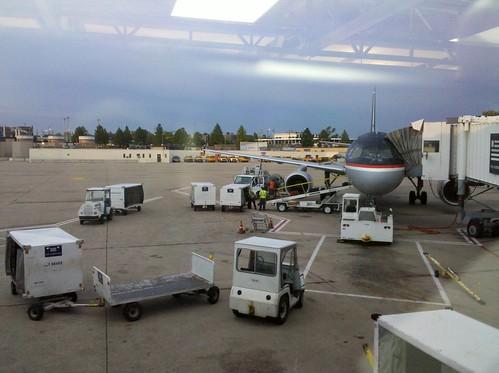 US Airways 885: STL to CLT