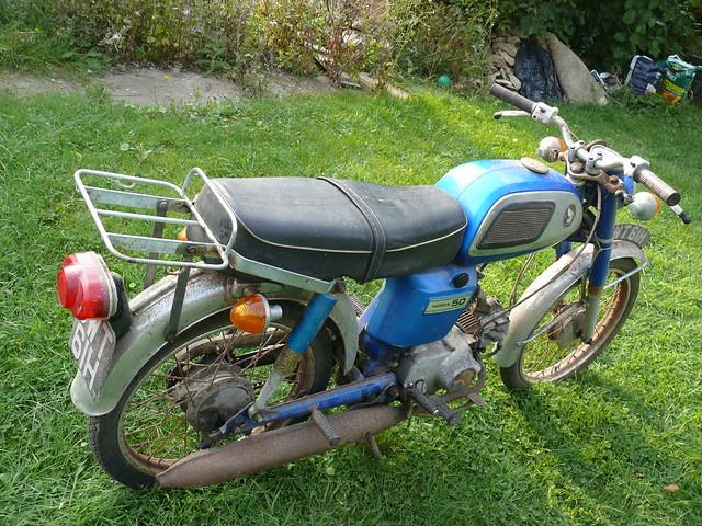 Honda SS50E '67