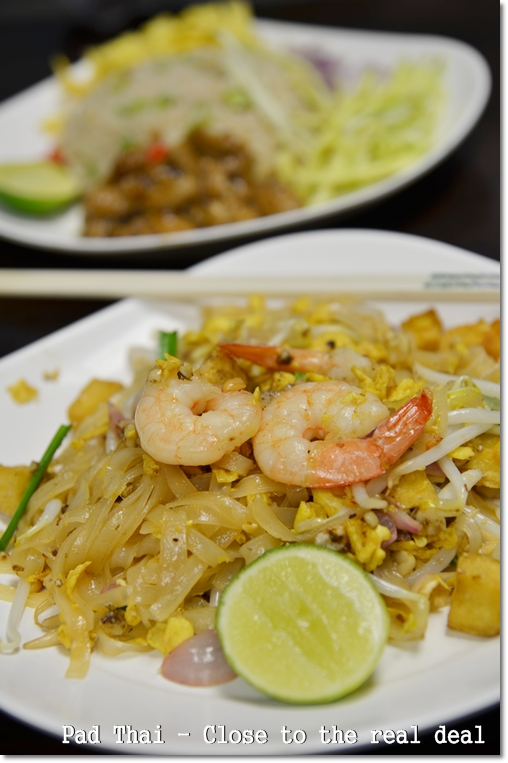 Pad Thai - Thai Fried Noodles