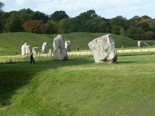 Avebury Prehistoric Site, Salisbury Plain