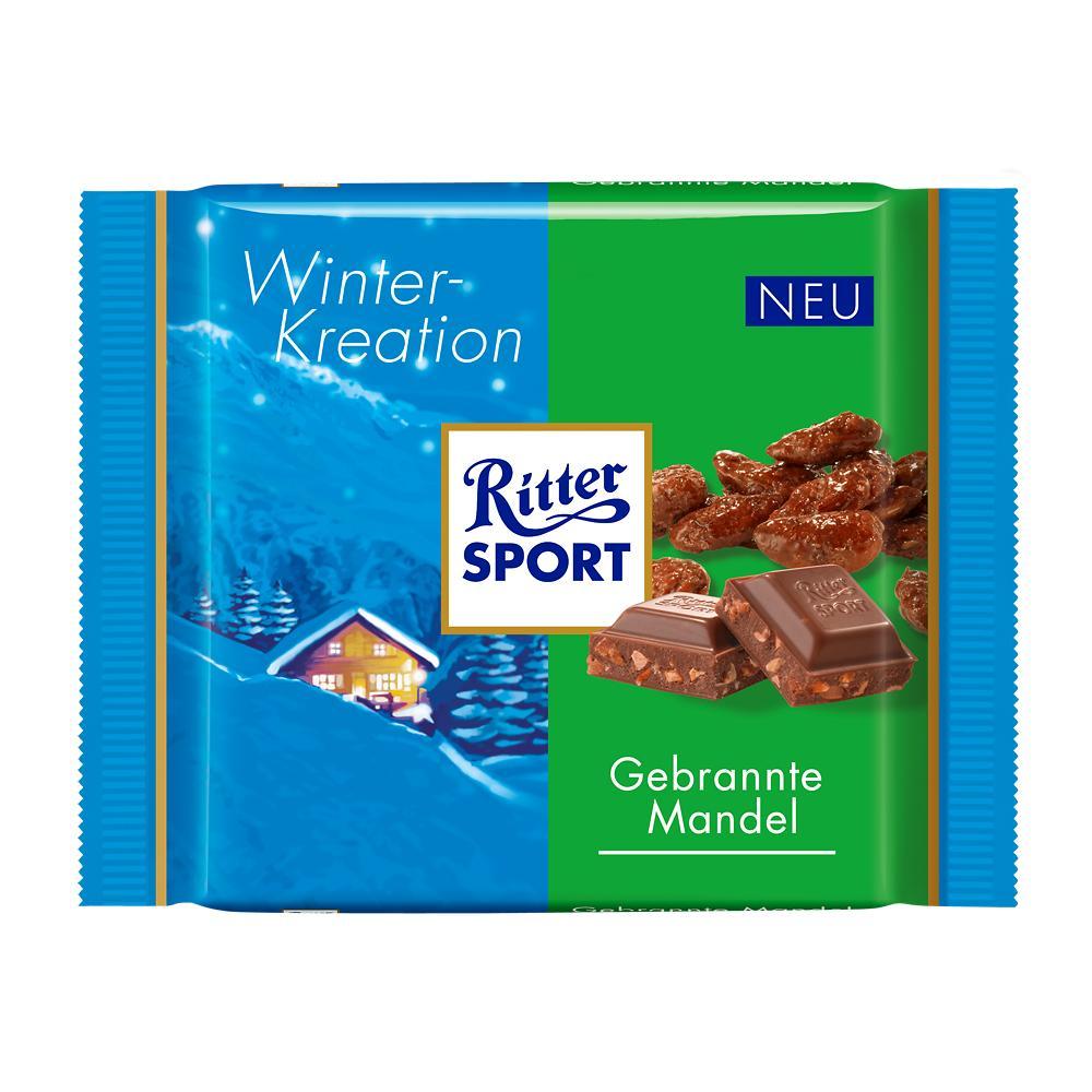 Wintersorte: Gebrannte Mandel