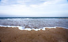 Shoreline (Nick Mulcock) Tags: ocean white beach water canon shoreline wave bubbles line wash shore jersey 60d