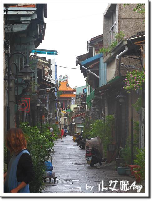 單車環島第四天 (25) 台南市海安路藝術街