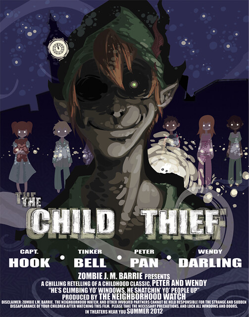 The Child Thief Movie Poster