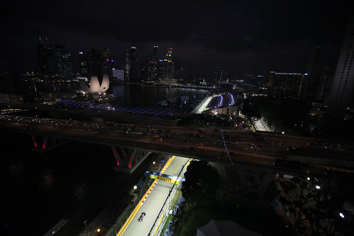 Formula 1 Singapur