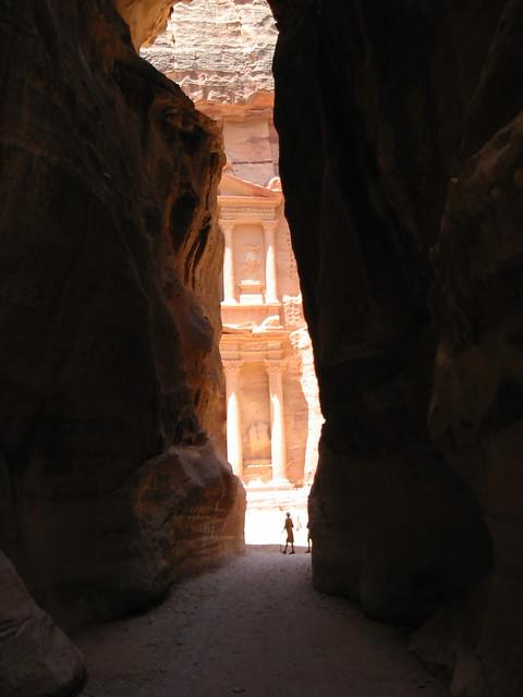 Petra - Entrance