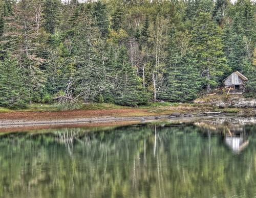 Mill Cove Pond