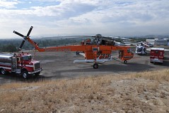 LAFD Displays Arsenal Against Wildfire