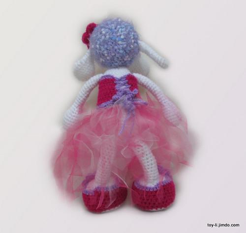 Melissa, The Little Sheep.