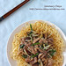 Crispy stir-fried noodles (Mỳ xào giòn)
