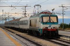 "Euronight 440 ""Venezia"" (Niko Express) Tags: en zs venezia mav trenitalia treni ferrovie e402 euronight e402027"