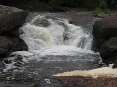 Mini waterfall (BenG94) Tags: manitowishwaters waterfll