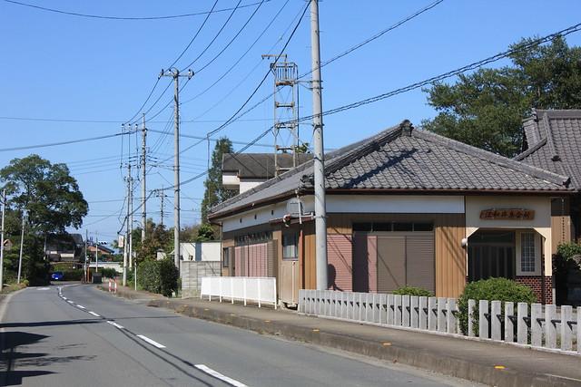 江和井の火の見櫓(吉見町)