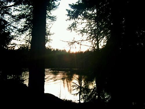 Utsikt over Heggesjø