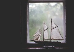 {266:365} (Sarah Jane- Lovely Ember Photography) Tags: window sailboat shadows bokeh 365 friday earlymorninglight