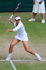 The 125th Championships Wimbledon 2011 - Sabine Lisicki (Ger) (Andy2982) Tags: tennis final aus wimbledon slo doubles ger centrecourt allenglandlawntennisclub cze katarinasrebotnik samanthastosur kvetapeschke sabinelisicki the125thchampionshipswimbledon2011